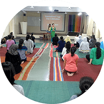 Bhakti Raval Yoga - Yoga Class - Mumbai, India - Sthira Chitta Yoga