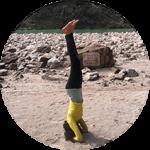 Bhakti Raval Yoga - Yoga Teacher - Rishikesh, India - Asana - Sthira Chitta Yoga