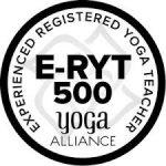 E-RYT 500 - Yoga Alliance - Sthira Chitta Yoga