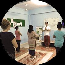 Seba Yoga -Yoga Class - Mumbai, India - Sthira Chitta Yoga