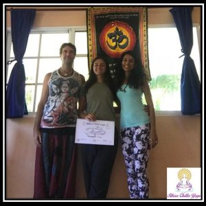 Yoga Certification - Sthira Chitta Yoga