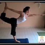 Saral Natarajasana - Yoga Teacher Training Course - Sthira Chitta Yoga