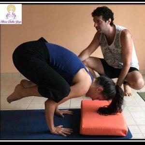 Kakasana - Sthira Chitta Yoga