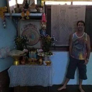 Altar - Tailandia - Sthira Chitta Yoga