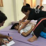 Curso de Masaje Tailandes Profesional - Sthira Chitta Yoga