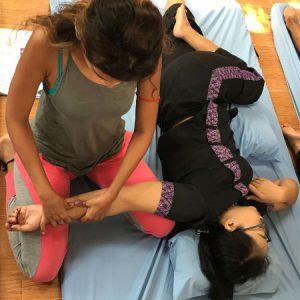 Masaje Tailandes - Bhakti Raval Yoga - Sthira Chitta Yoga