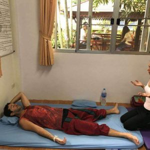 Masaje Tailandes - Chiang Mai, Tailandia - Sthira Chitta Yoga