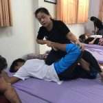 Masaje Tailandes - Thai Massage - Sthira Chitta Yoga