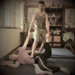 Thai Massage - Sthia Chitta Yoga (SCY)