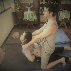 Thai Massage - Sthira Chitta Yoga