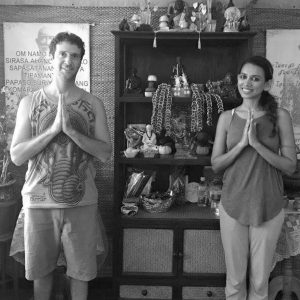 Welcome to Sthira Chitta Yoga Thai Massage Course