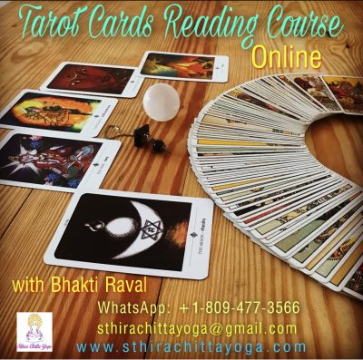 Tarot Reading Courses - Sthira Chitta Yoga